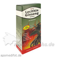 SANVITA Lecithin-Ginseng-Tonikum, 500 ml, Sanamed GmbH