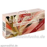 Ovulationstest, 7 Stk., ECA-MEDICAL