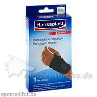 Hansaplast Handgelenk Bandage, 1 Stk., BEIERSDORF G M B H