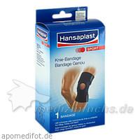 Hansaplast Knie Bandage, 1 Stk., BEIERSDORF G M B H
