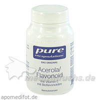 Pure encapsulations Kapseln Acerola Flavono, 60 Stk.,