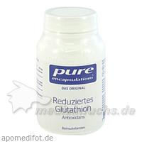 Pure encapsulations Kapseln Reduziertes Glutathion, 60 Stk.,