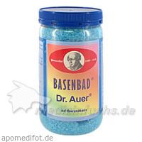 Basenbad Dr. Auer, 900 g,