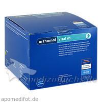 Orthomol vital m granulat orangengeschmack, 30 Stk.,