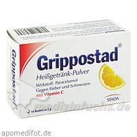 Grippostad® Heißgetränk, 10 St, STADA Arzneimittel GmbH