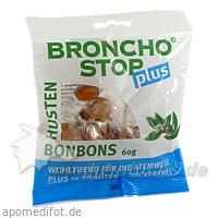 Bronchostop Plus Hustenbonbons, 60 g,