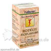 Hafesan Rotklee Isoflav.Kps, 60 Stk.,