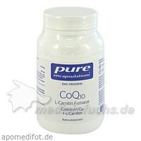 Pure encapsulations Kapseln Q10 L-Carnitin Fumarat, 60 Stk.,