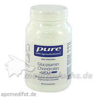 Pure encapsulations Kapseln Glucosamin+Chondroitin+MSM, 60 Stk.,