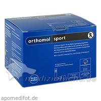 Orthomol sport trinkfläschen, tabletten und kapseln, 30 Stk.,