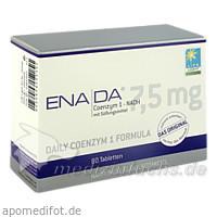 ENADA® Coenzym 1 - NADH, 80 St, Apozen Vertriebs GmbH