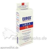 Eubos Urea 5% Nachtcreme, 50 ml,