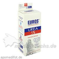 Eubos Urea 5% Handcreme, 75 ml, Jacoby GM Pharma GmbH