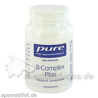 Pure Encapsulations B-Complex Plus Kapseln, 120 Stk., PRO MEDICO HANDELS GMBH
