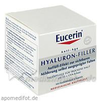 Eucerin HYALURON-FILLER Tagespflege (trockene Haut), 50 ml, BEIERSDORF G M B H