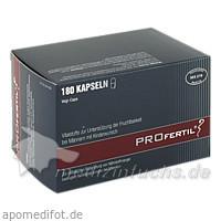 PROfertil male Kapseln, 180 Stk., Lenus Pharma GesmbH