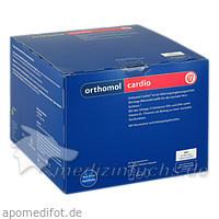 Orthomol Cardio Gran+tbl+kps, 30 Stk.,