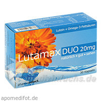Lutamax DUO 20 mg, 30 St, Pharmaselect Handels GmbH
