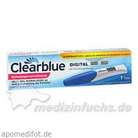 Clearblue Schwangerschaftstest Conception 1, 1 St, ratiopharm Arzneimittel Vertriebs-GmbH
