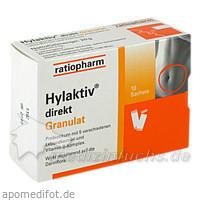 Hylaktiv® direkt Granulat, 10 St, ratiopharm Arzneimittel Vertriebs-GmbH