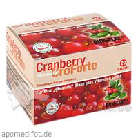 BIOGELAT® Cranberry Uroforte Granulat, 20 St, Kwizda Pharma GmbH