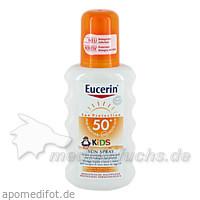 Eucerin Kids Sun Spray LSF50+, 200 ml, BEIERSDORF G M B H