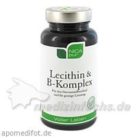 NICApur® Lecithin & B-Komplex, 60 St, NICApur Supplements GmbH & Co KG