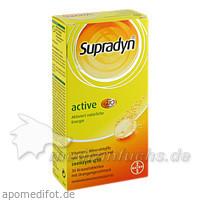 Supradyn® active Brausetabletten mit Orangengeschmack, 30 St, Bayer Austria GmbH
