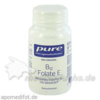 Pure Encapsulations B12 Folate E Kapseln, 90 Stk.,