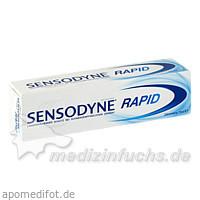 Sensodyne Rapid Zahnpasta, 75 ml, GSK MARKENARTIKEL GMBH