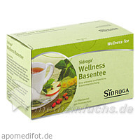 Sidroga Wellness Basentee, 20 Beutel, Siemens & Co Pharma Ges.m.b.H.