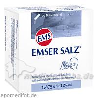 Emser Salz 1,475g Kinder Beutel, 20 Stk.,