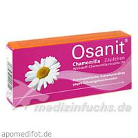 Osanit® Chamomilla Zäpfchen, 12 St, Dr. A. & L. Schmidgall GmbH & Co KG
