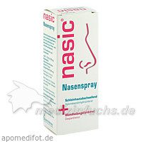 Nasic 10 mg/ 500 mg Nasenspray, 10 ml, KLOSTERFRAU M.C.M.