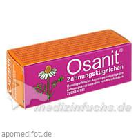 Osanit® Zahnungskügelchen, 7,5 g, Dr. A. & L. Schmidgall GmbH & Co KG