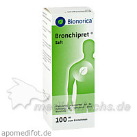 Bronchipret® Thymian Efeu, 100 ML, Bionorica Austria GmbH