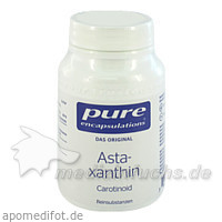 Pure encapsulations Kapseln Astaxanthin, 60 Stk.,