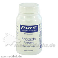 Pure encapsulations Kapseln Rhodiola Rosea, 90 Stk.,