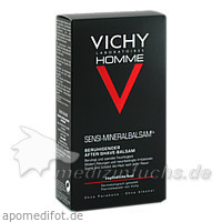 Vichy Homme Sensi-Baume, 75 ml, VICHY