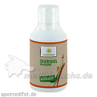 SonnenMoor Gurgelwasser, 250 ml, SONNENMOOR Verwertungs- u. Vertriebs GmbH