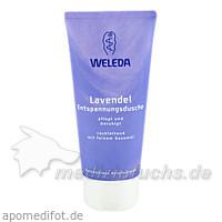 Weleda Lavendel Entspannungsdusche, 200 ml,