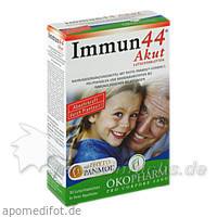 Immun 44® Akut, 30 St, Ökopharm GmbH