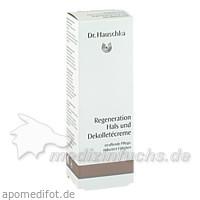Dr. Hauschka Regina Hals und Dekolletécreme, 40 ml,