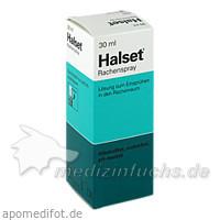 Halset® Rachenspray, 30 ml, GSK-Gebro Consumer Healthcare GmbH