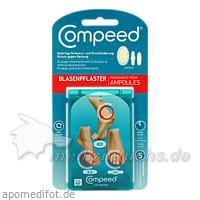 Compeed Blasenpflaster Mix, 5 Stk., Johnson & Johnson GmbH