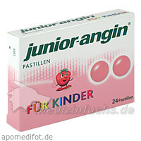 junior-angin®, 24 St, M.C.M. Klosterfrau Healthcare GmbH