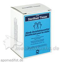 Sterillium Händedesinfektionsmittel Tücher, 15 Stk., HARTMANN PAUL GES M B H