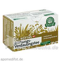 DR. KOTTAS Blähungs-Verdauungstee, 20 St, Kottas Pharma GmbH