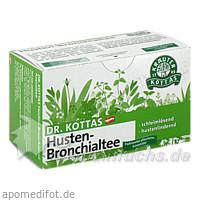 DR. KOTTAS Husten-Bronchialtee, 20 St, Kottas Pharma GmbH