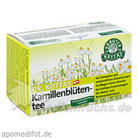Dr. Kottas Kamillenblütentee, 20 St, Kottas Pharma GmbH